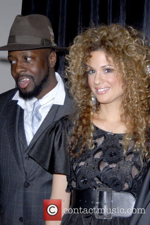 Wyclef Jean and Miri Ben-Ari 2009 Phoenix Rising...