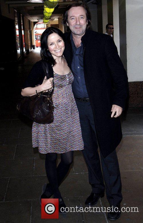 Andrea Corr and Neil Pearson 10