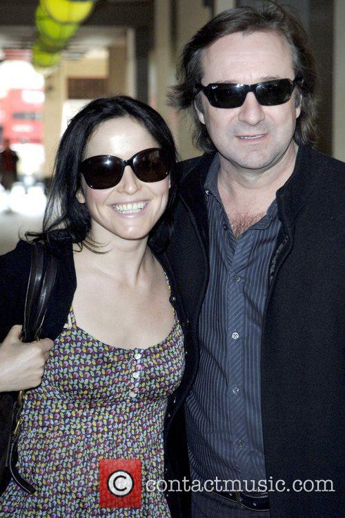 Andrea Corr and Neil Pearson 3