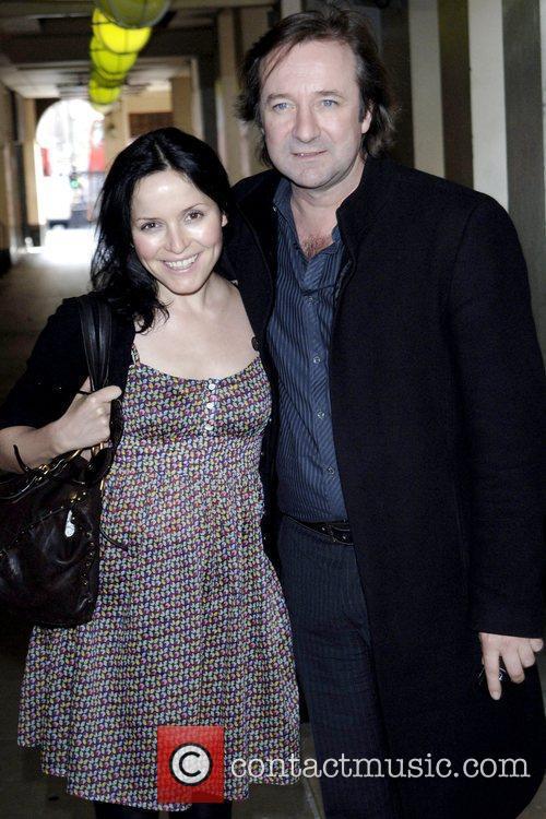 Andrea Corr and Neil Pearson 6