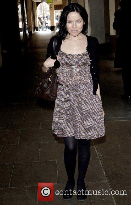 Andrea Corr Premiere of the short film 'Pictures'...