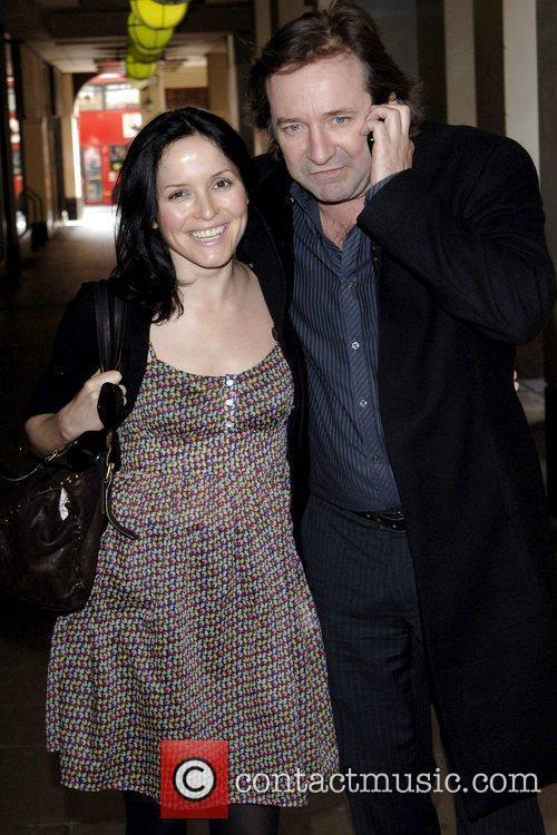 Andrea Corr and Neil Pearson 5