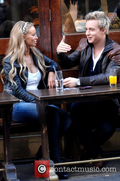 Dj and Lauren Pope 1