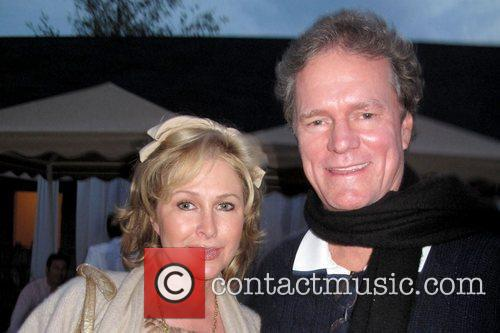 Kathy Hilton and Rick Hilton Hamptons Magazine party...