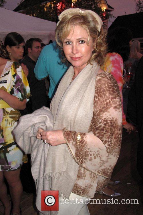 Kathy Hilton Hamptons Magazine party at Pink Elephant...
