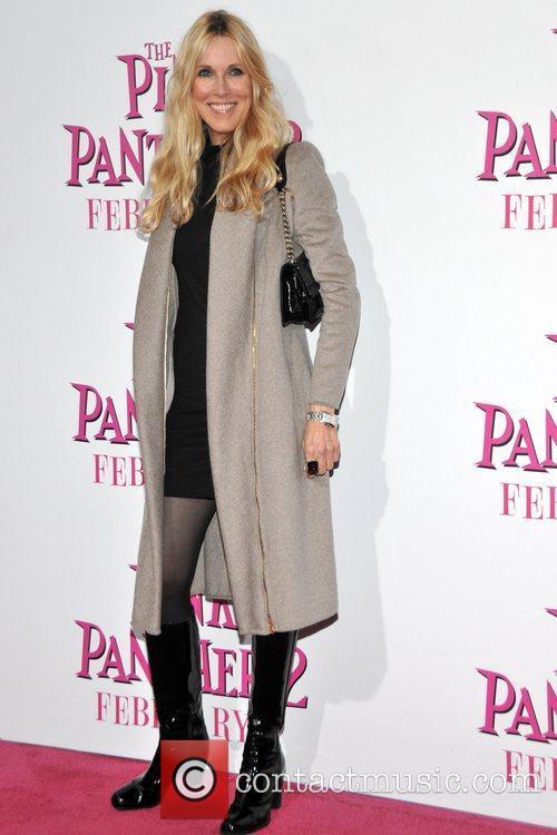 Alana Stewart New York Premiere of 'The Pink...