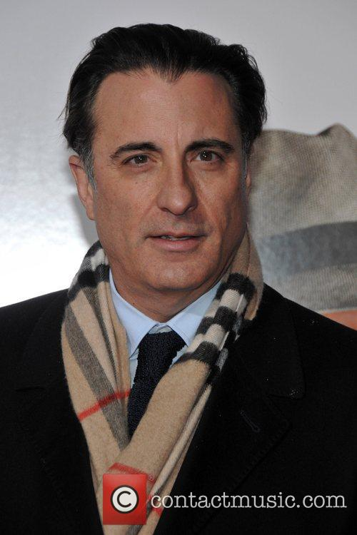 Andy Garcia New York Premiere of 'The Pink...
