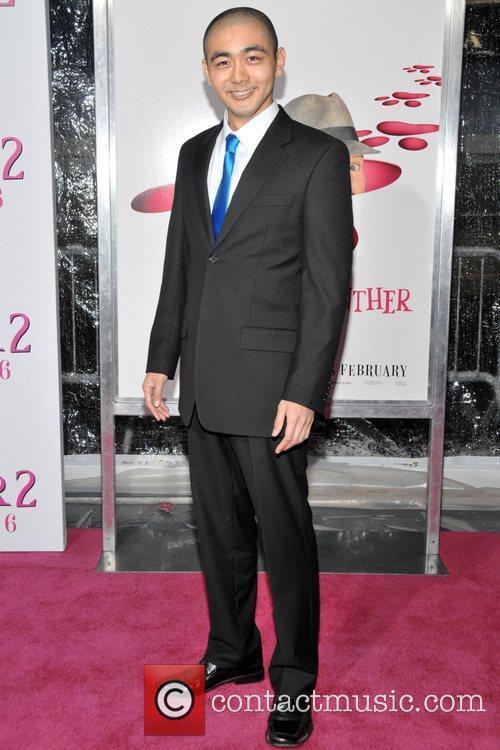 Yuki Matsuzaki New York Premiere of 'The Pink...