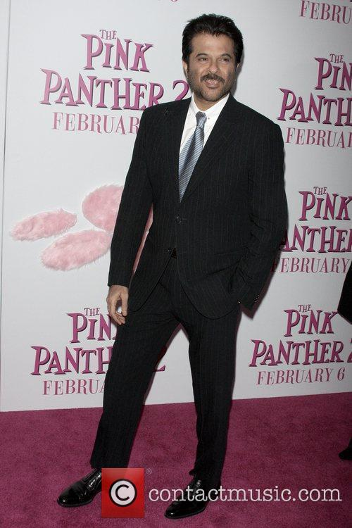 Anil Kapoor New York Premiere of 'The Pink...