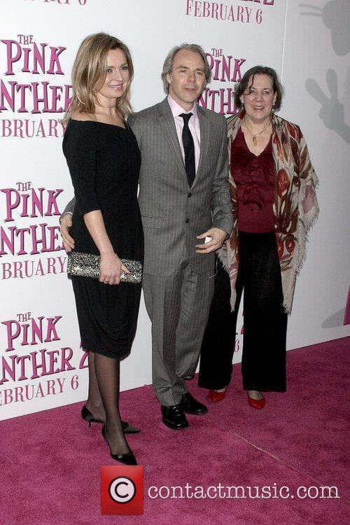 New York Premiere of 'The Pink Panther 2'...