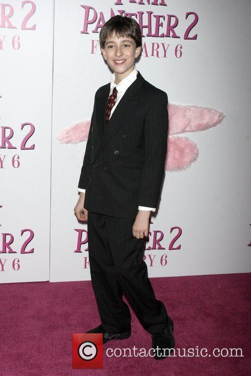 Jack Metzger New York Premiere of 'The Pink...