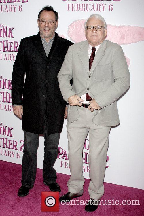 Jean Reno and Steve Martin 7