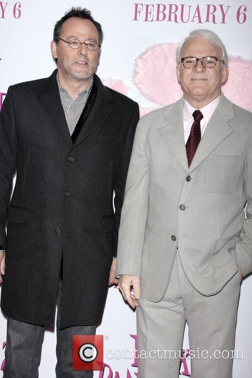 Jean Reno and Steve Martin New York Premiere...
