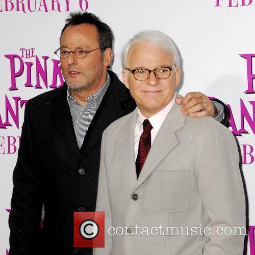 Jean Reno and Steve Martin 1