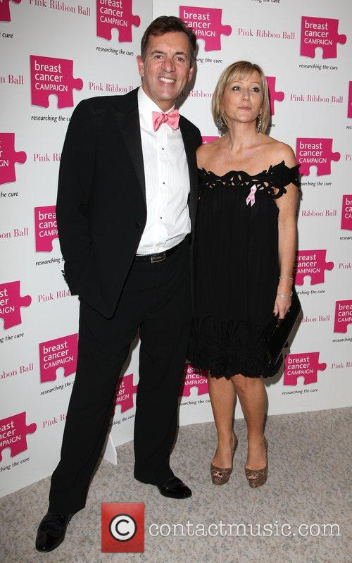 Duncan Bannertyne The Pink Ribbon Ball 2008 held...