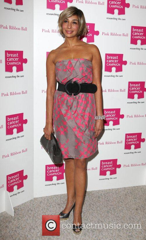 The Pink Ribbon Ball 2008 held at the...