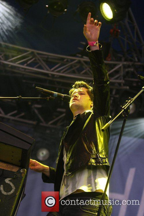 Performing live at 'Pinkpop' Festival 2009 - Day...