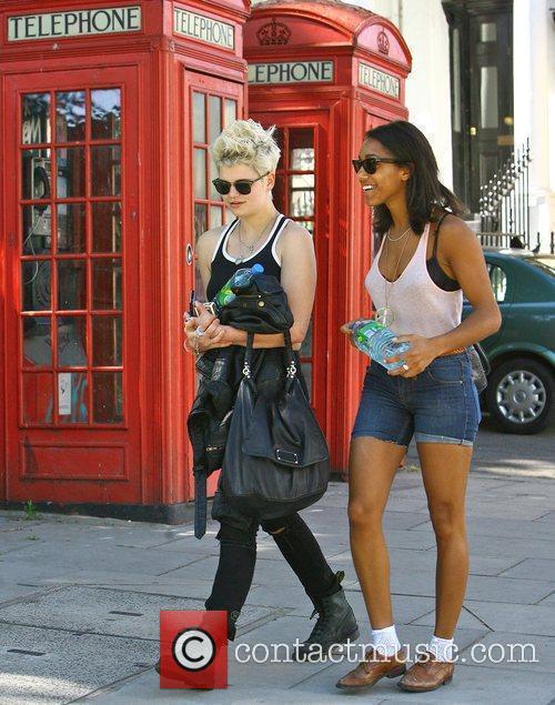 Pixie Geldof and Remi Nicole 7