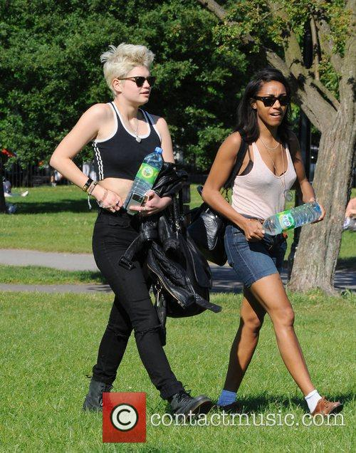 Pixie Geldof and Remi Nicole 5