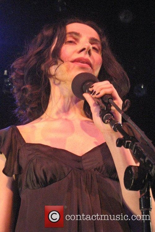 pj harvey performing live at the filmore at irving plaza 5269289