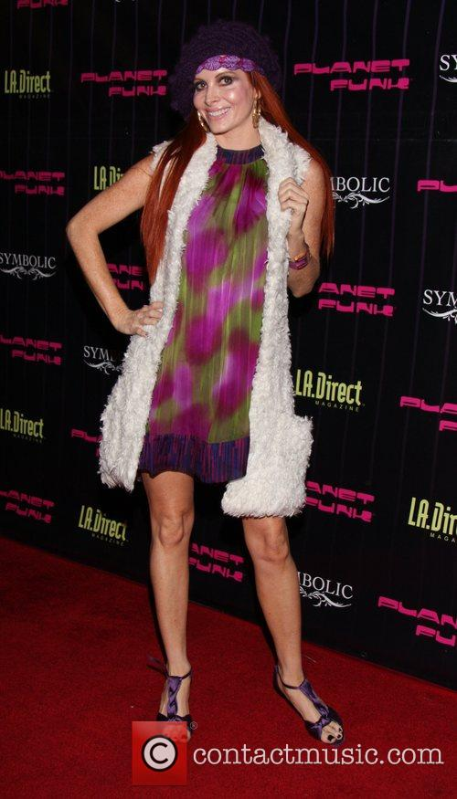 Phoebe Price Planet Funk's Fashion Week Kick-off Party...