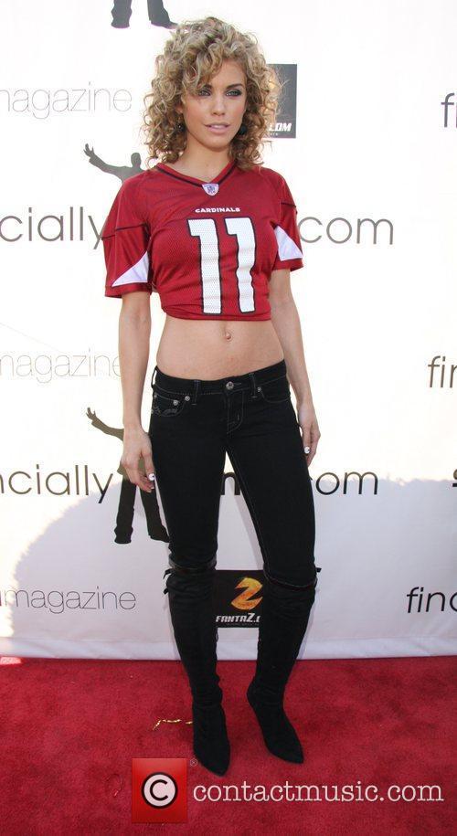 Annalynne Mccord and Playboy 2