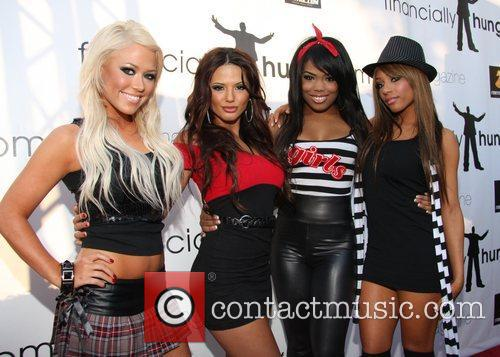 Girlicious and Playboy
