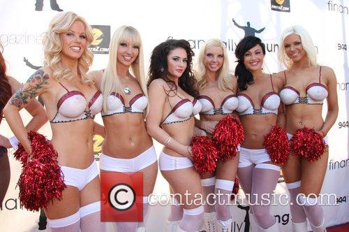 Game Day at the Playboy Mansion