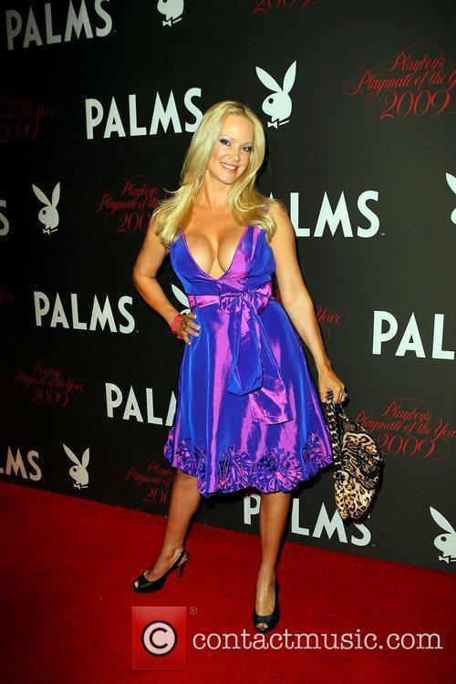 Barbara Moore Playboy Playmate of The Year 2009...