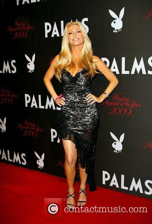 Brande Roderick Playboy Playmate of The Year 2009...