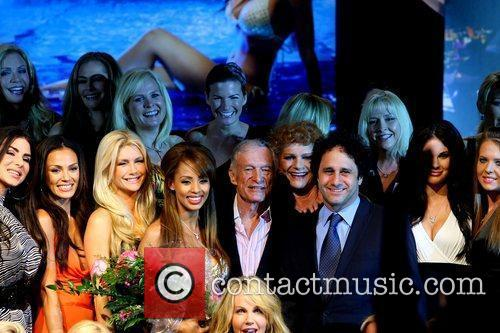 Brande Roderick and Hugh Hefner 2