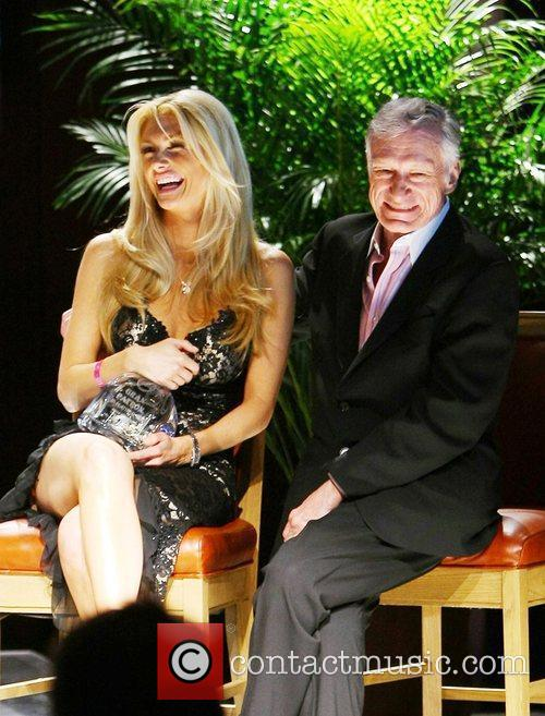 Brande Roderick and Hugh Hefner 3