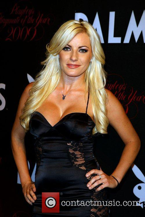 Crystal Harris Playboy Playmate of The Year 2009...