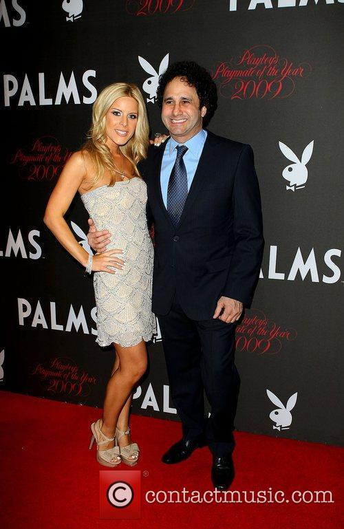 George Maloof, Lindsey Roeper Playboy Playmate of The...