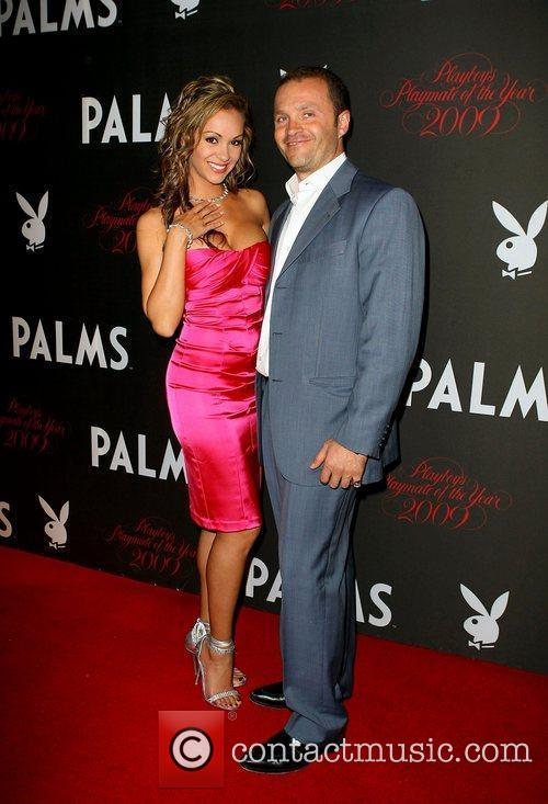 Playboy Playmate of The Year 2009 held at...