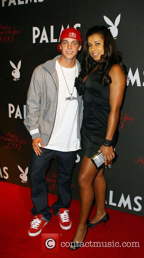 Ryan Sheckler, Guest Playboy Playmate of The Year...