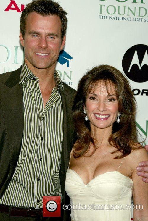 Cameron Mathison and Susan Lucci at the Point...