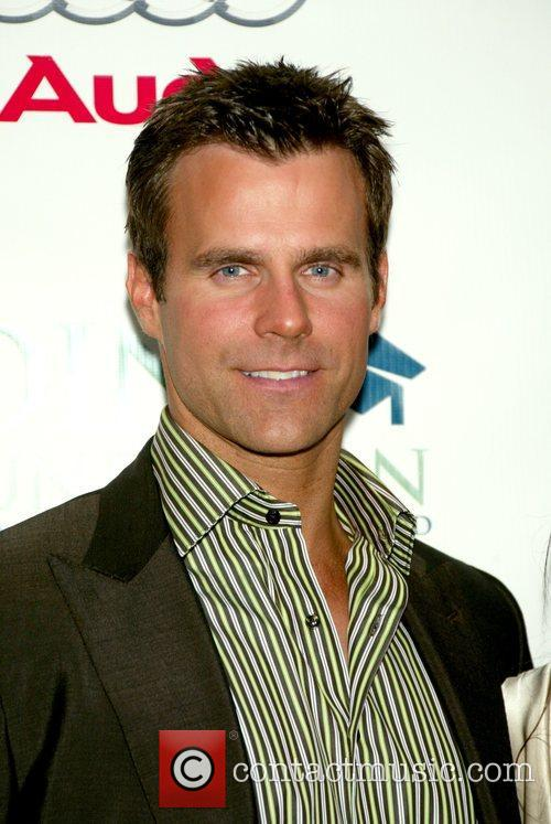 Cameron Mathison at the Point Foundation Gala held...
