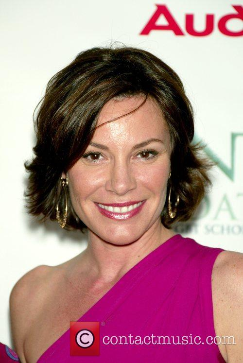 Countess Luann Nadeau at the Point Foundation Gala...