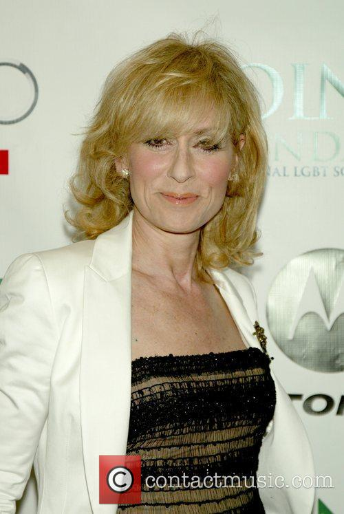 Judith Light at the Point Foundation Gala held...