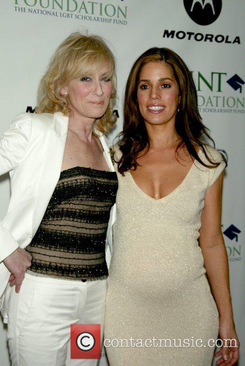 Judith Light and Ana Ortiz at the Point...