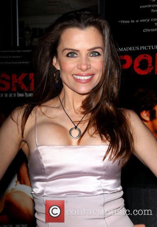 Alicia Arden 'Polanski Unauthorized' Benefit Screening at Laemmle's...