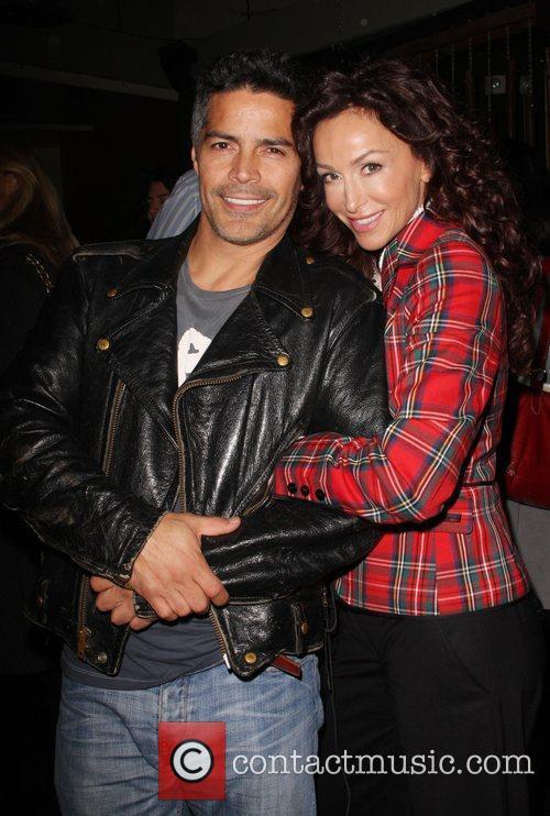 Easi Morales, Sofia Milos 'Polanski Unauthorized' Benefit Screening...