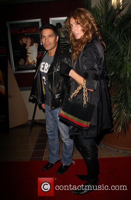 Easi Morales 'Polanski Unauthorized' Benefit Screening at Laemmle's...