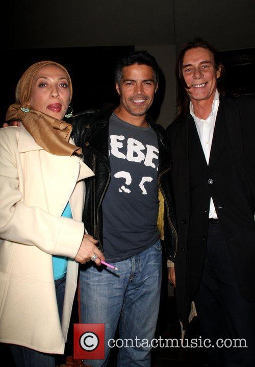 Easi Morales, George Bloodwell, guest 'Polanski Unauthorized' Benefit...