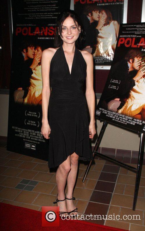 Leah Grimsson 'Polanski Unauthorized' Benefit Screening at Laemmle's...