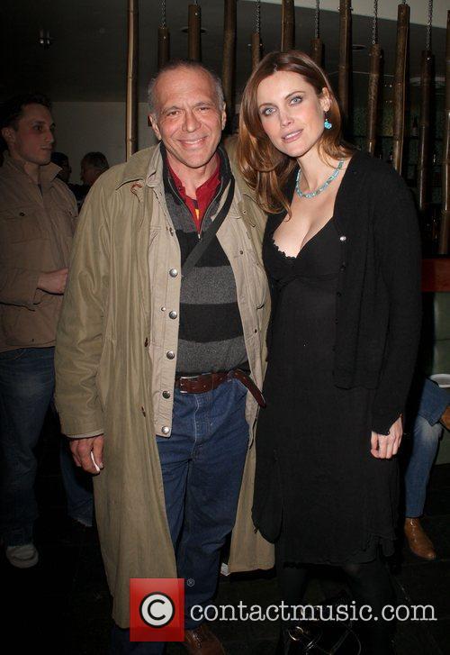 Nick Mancuso, Silvia Suvadova 'Polanski Unauthorized' Benefit Screening...