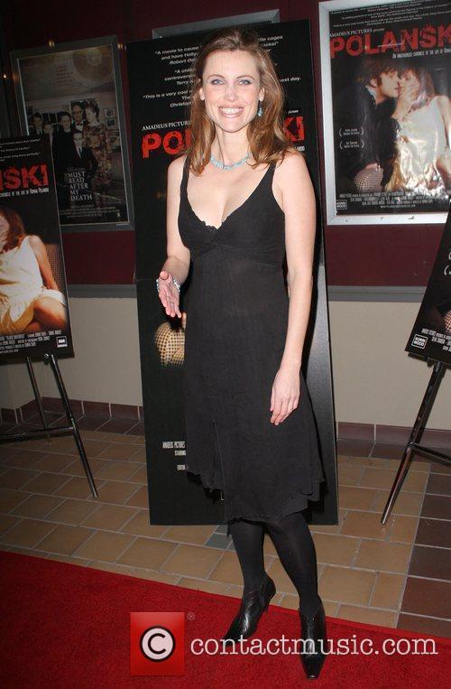 Silvia Suvadova 'Polanski Unauthorized' Benefit Screening at Laemmle's...