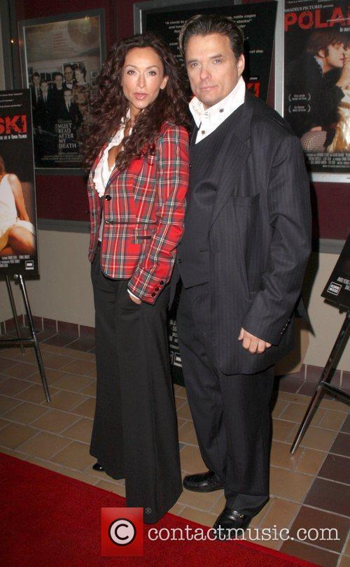 Sofia Milos; Damian Chapa 'Polanski Unauthorized' Benefit Screening...