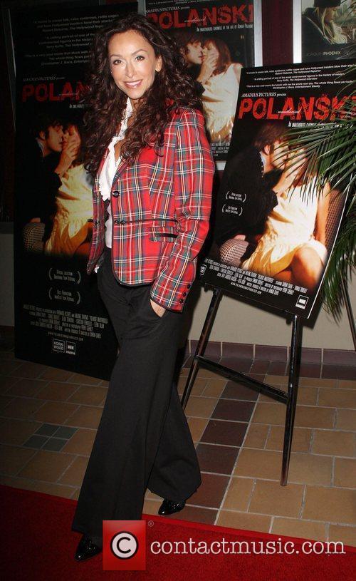 Sofia Milos 'Polanski Unauthorized' Benefit Screening at Laemmle's...